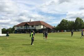 Middlesex 2s vs Essex 2s T20 at Billericay