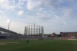 Surrey v Middlesex - Match Report