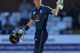 GUBBINS HUNDRED TAKES LIONS TO VICTORY OVER INDIA-A