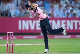 ASHTON AGAR PLAYS HIS LAST MATCH FOR MIDDLESEX TONIGHT AT THE OVAL