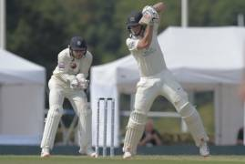 DAY ONE MATCH ACTION - MIDDLESEX V HAMPSHIRE, BOB WILLIS TROPHY
