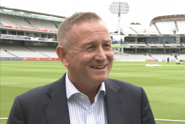 ANDREW CORNISH, ACTING CEO, TALKS ABOUT OUR FOCUS ON WOMEN'S CRICKET