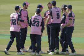 MATCH ACTION | MIDDLESEX V HAMPSHIRE | VITALITY BLAST