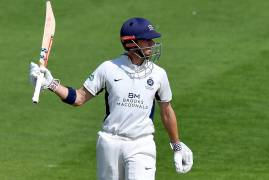 SUSSEX v MIDDLESEX | DAY THREE MATCH ACTION