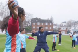 MIDDLESEX CRICKET LAUNCHES ALL-STARS 'HAVE A GO' SUMMER SESSIONS