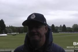 RICHARD SCOTT PREVIEWS THE ONE-DAY CUP CLASH AGAINST ESSEX