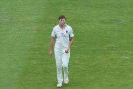 JAMES FULLER ASSESSES MIDDLESEX'S THIRD DAY PERFORMANCE AND LOOKS AHEAD TO THE FINAL DAY AGAINST GLOUCESTERSHIRE