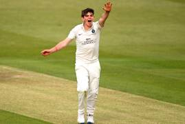 DAY ONE MATCH ACTION | GLOUCESTERSHIRE V MIDDLESEX