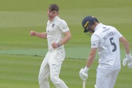 DAY TWO MATCH ACTION | MIDDLESEX V HAMPSHIRE