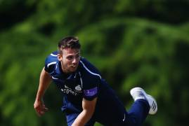 TOM BARBER CALLED UP TO REPRESENT ECB XI AGAINST INDIA-A