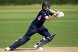BETH MORGAN WINS CRICKET WRITERS CLUB 'WOMEN'S CRICKET AWARD'