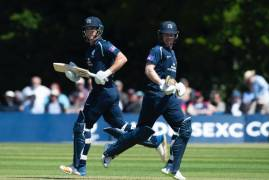 MIDDLESEX VS ESSEX - MATCH REPORT