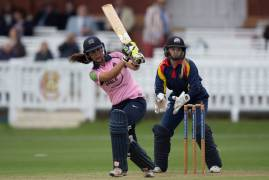 MAIA BOUCHIER LEAVES MIDDLESEX TO JOIN HAMPSHIRE