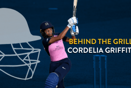 EPISODE TWO OF BEHIND THE GRILLE - CORDELIA GRIFFITH
