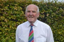 FORMER MIDDLESEX CRICKETER AWARDED MBE