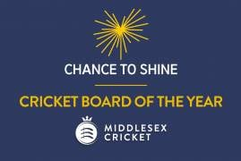 MIDDLESEX PARTICIPATION TEAM WINS CHANCE TO SHINE NATIONAL AWARD