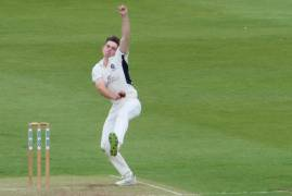 WEEKLY FEATURE - ETHAN BAMBER REFLECTS ON A WINNING DEBUT FOR MIDDLESEX
