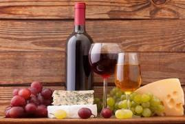 MEMBERS' EVENT - CHEESE & WINE EVENING