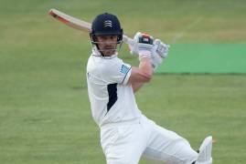 ANGUS FRASER COMMENTS ON NICK COMPTON'S RETIREMENT