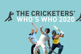 COMPETITION | WIN A COPY OF THE 2020 CRICKETER'S WHO'S WHO
