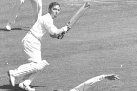 DENIS COMPTON VOTED MIDDLESEX'S GREATEST EVER - ECB REPORTERS NETWORK