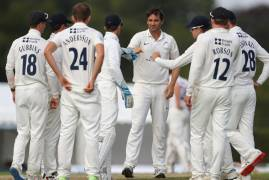 DAY TWO MATCH ACTION - MIDDLESEX V SUSSEX, BOB WILLIS TROPHY