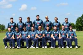 TWO MIDDLESEX CRICKETERS NAMED IN ENGLAND PHYSICAL DISABILTY SQUAD