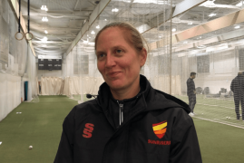 DANNI WARREN LOOKS BACK ON HER FIRST YEAR AT SUNRISERS HELM