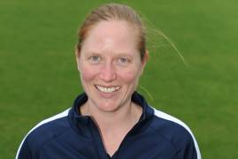 DANNI WARREN APPOINTED AS NEW LONDON & EAST REGIONAL DIRECTOR OF WOMEN'S CRICKET