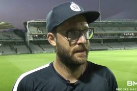 HEAD COACH DANIEL VETTORI POST SOMERSET VITALITY BLAST CLASH AT LORD'S