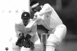 DESMOND HAYNES ON HIS CAREERS WITH MIDDLESEX AND THE WEST INDIES