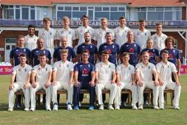 HOLLMAN STARS IN ENGLAND UNDER 19'S TEST VICTORY VS SOUTH AFRICA
