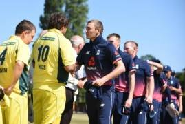 TWO MIDDLESEX CRICKETERS NAMED IN ENGLAND LEARNING DISABILITY SQUAD