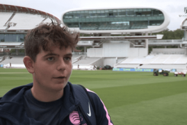 CLOSE OF PLAY INTERVIEW | ETHAN BAMBER