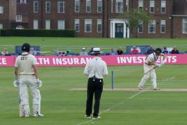 DAY THREE MATCH ACTION | MIDDLESEX V LEICESTERSHIRE