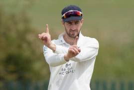 DAY FOUR MATCH ACTION - SURREY V MIDDLESEX, BOB WILLIS TROPHY
