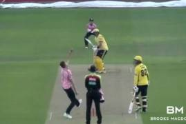 HAMPSHIRE V MIDDLESEX - VITALITY BLAST MATCH ACTION