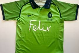 MIDDLESEX TO PLAY THE AUSTRALIANS IN NEW CHARITY KIT FOR THE FELIX PROJECT