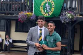 MIDDLESEX YOUNGSTERS MAKE IMPRESSIVE START TO BUNBURY FESTIVAL
