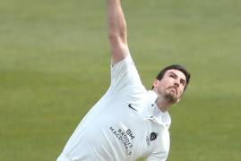 MATCH ACTION | DAY THREE | SOMERSET V MIDDLESEX