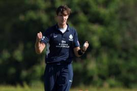WEEKLY FEATURE - STEVEN FINN AT THE HELM OF THE ONE-DAY CUP SIDE