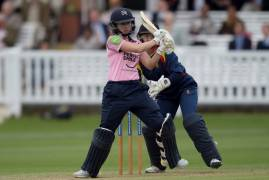 FRAN WILSON LEAVES MIDDLESEX