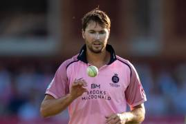 JAMES FULLER LEAVES MIDDLESEX CRICKET TO JOIN HAMPSHIRE