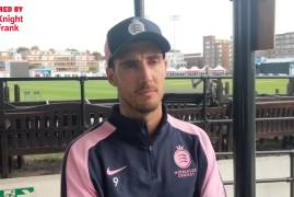 STEVEN FINN INTERVIEW AFTER SUSSEX SHARKS DEFEAT