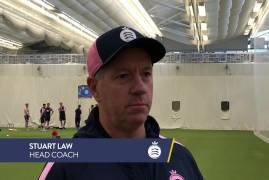 MIDDLESEX SQUAD FITNESS TESTING - INTERVIEW & VIDEO