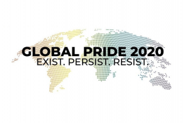 TODAY WE CELEBRATE GLOBAL PRIDE DAY 2020