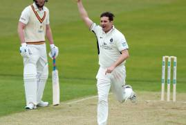DAY ONE IMAGES VS NORTHANTS
