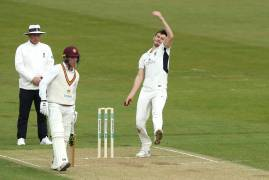 DAY TWO SPECSAVERS COUNTY CHAMPIONSHIP MATCH ACTION VS NORTHAMPTONSHIRE