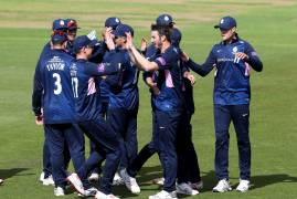 SURREY VS MIDDLESEX - MATCH REPORT