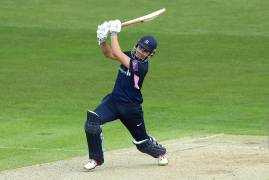 KENT VS MIDDLESEX - MATCH ACTION